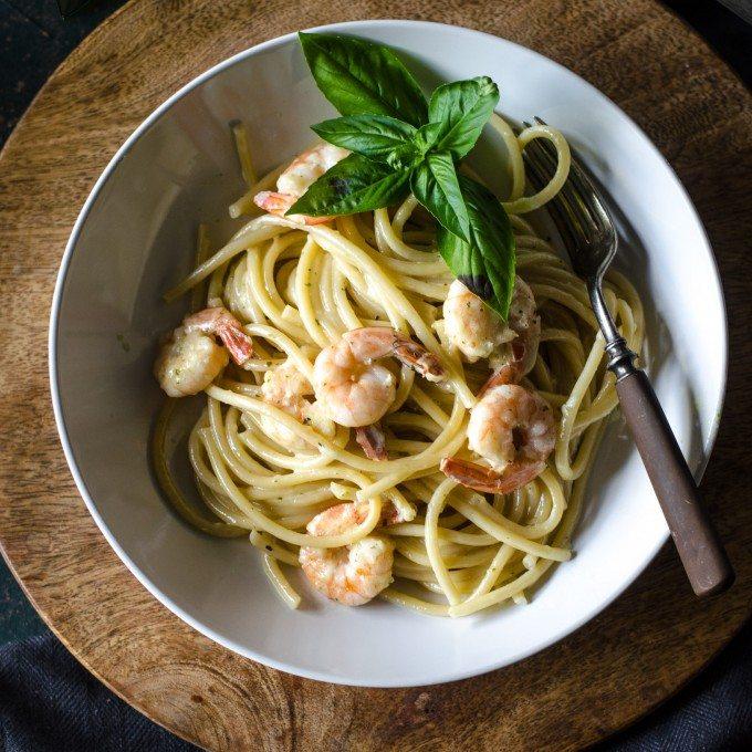 shrimp-with-basil-cream-sauce-4