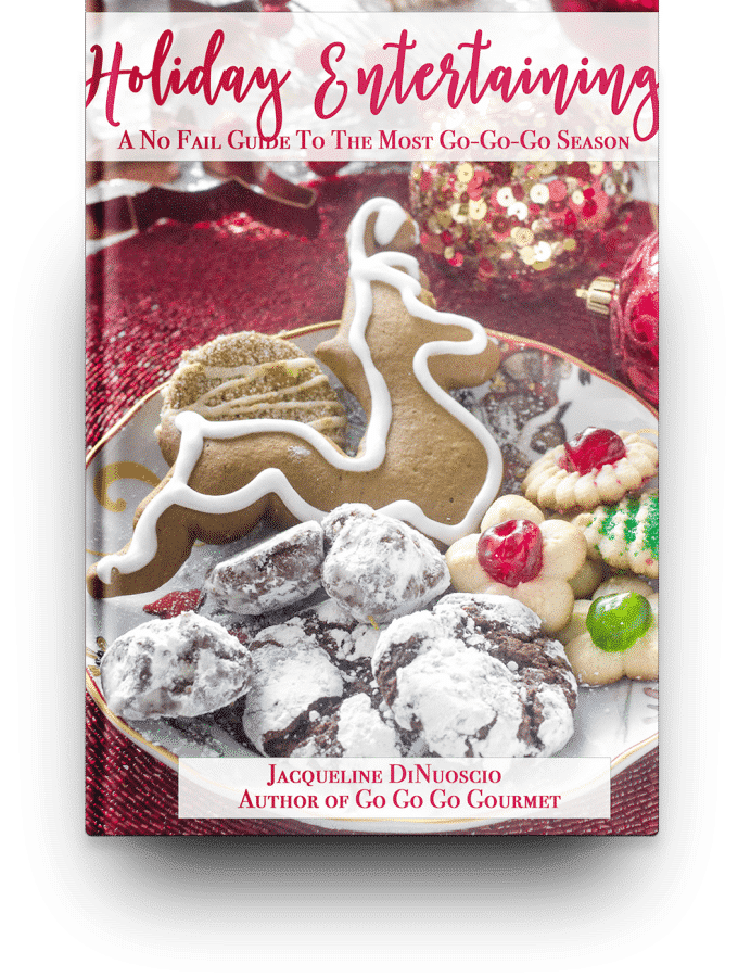 The No-Fail Guide to Holiday Entertaining Book