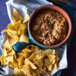 This Creamy Beef Dip is fast, easy and ALWAYS a hit. Not to be missed!! | @gogogogourmet