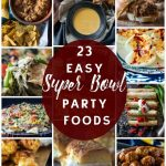 23 Super Bowl Party Food Recipe Ideas | @gogogogourmet