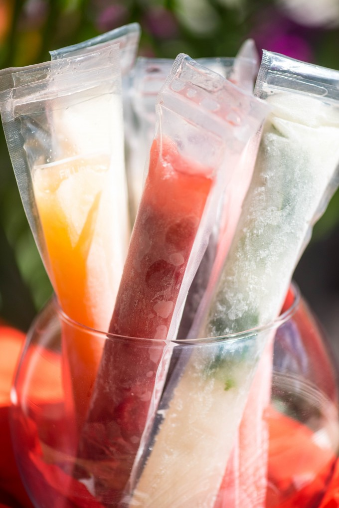 Prosecco Popsicles and 5 Great Other Poptails for Summer | @gogogogourmet