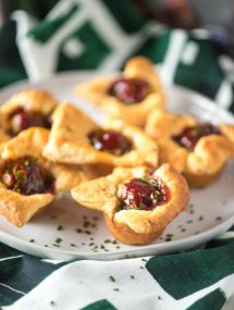 Meatball Crescent Cups are your new favorite party appetizer!