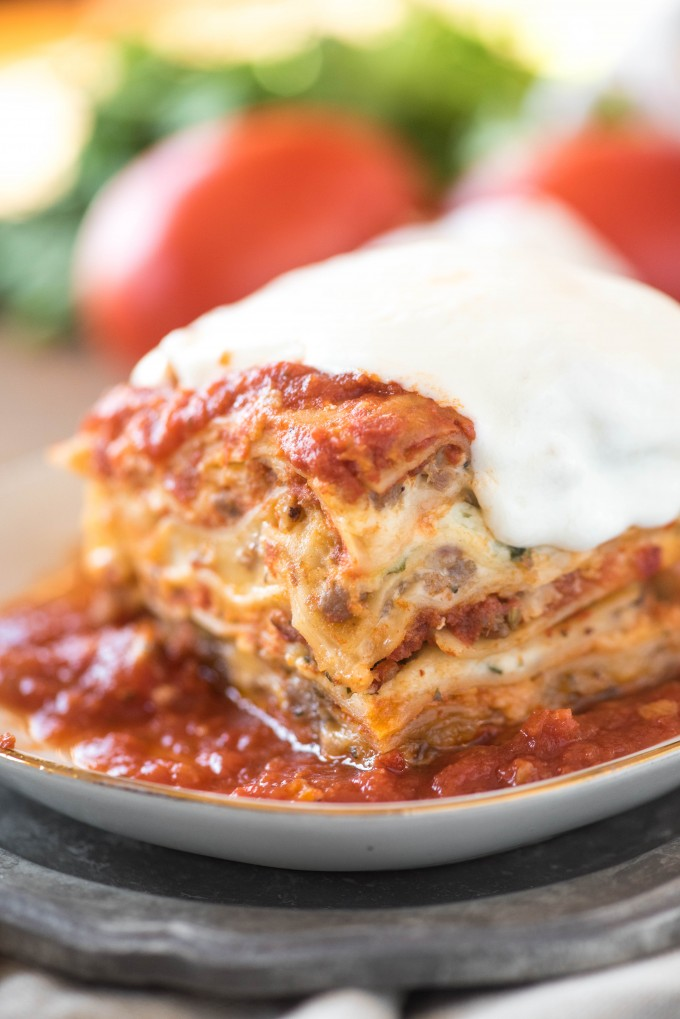 Million Dollar Easy Lasagna Go Go Go Gourmet