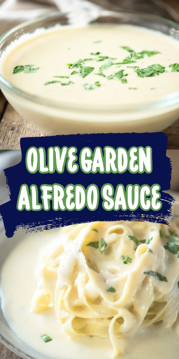 This Homemade Copycat Olive Garden Alfredo Sauce is a fast and easy dinner, and even better than the original! This alfredo sauce recipe is made with cream cheese for an extra creamy result. #gogogogourmet #alfredo #copycatolivegardenalfredo #alfredosauce #pasta #olivegarden #copycat #dinner #recipes via @gogogogourmet