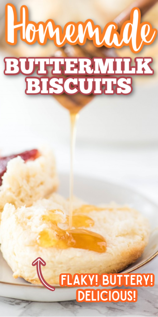 Move over Pioneer Woman, these are the best homemade buttermilk biscuits! Using self rising flour, buttermilk and butter, you will be amazed at how easy it is to make biscuits from scratch! #homemadebuttermilkbiscuits #easyhomemaderecipes #easybiscuitrecipe #gogogogourmet via @gogogogourmet