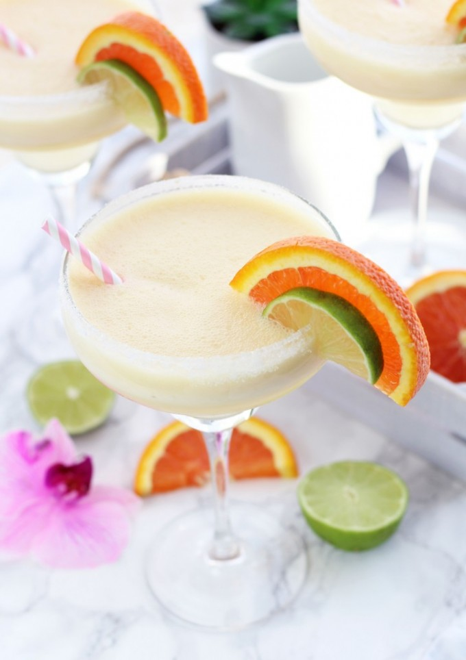 Orange Creamsicle Magarita