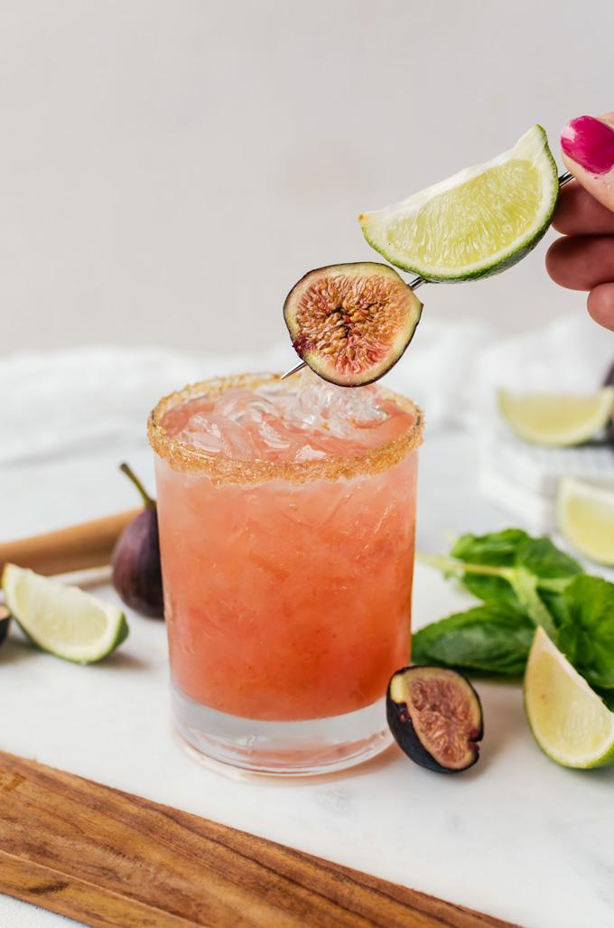 Fig Margarita