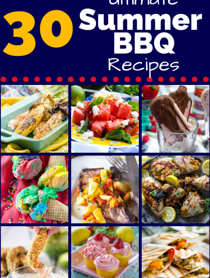 Ultimate Summer BBQ Recipes