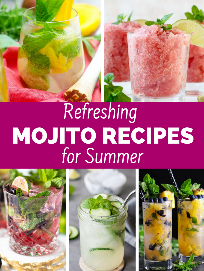 Refreshing Mojito Recipes for Summer