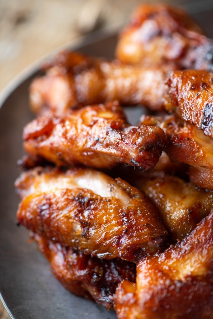 Best Easy Smoked Chicken Wings Recipe